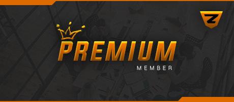 Premium Member - Zonic Design