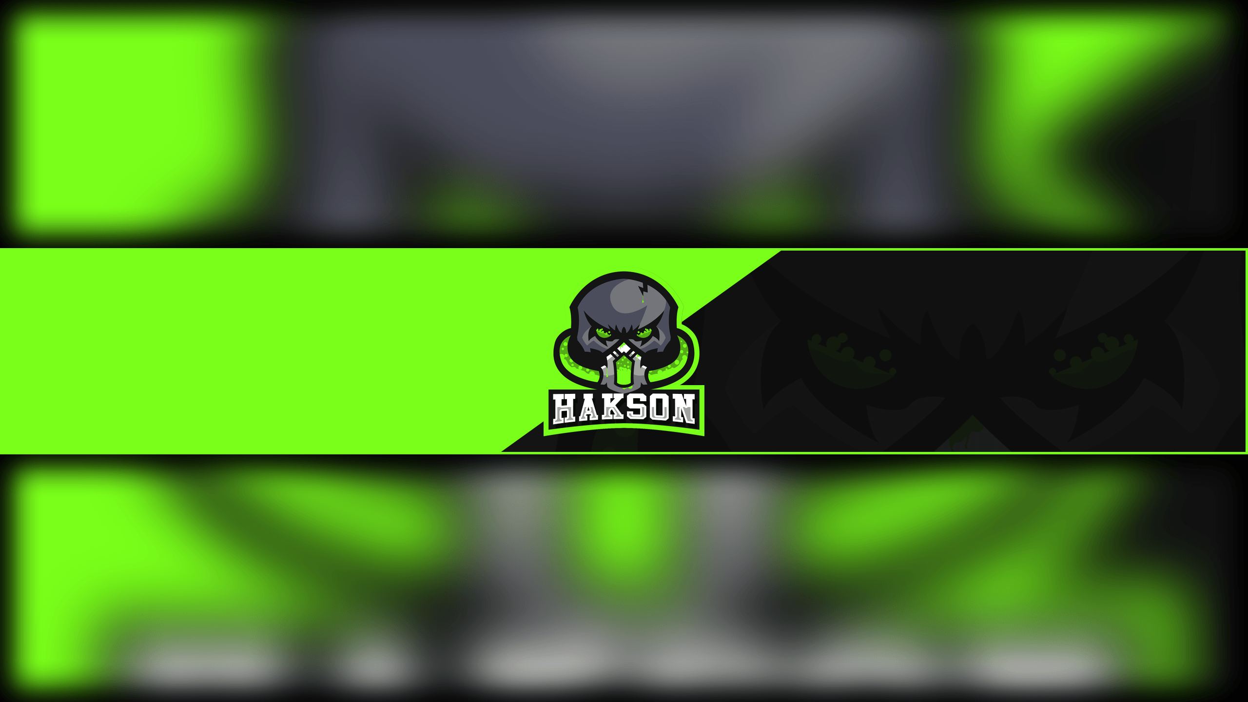 Free Toxic Mask Banner Zonic Design Download