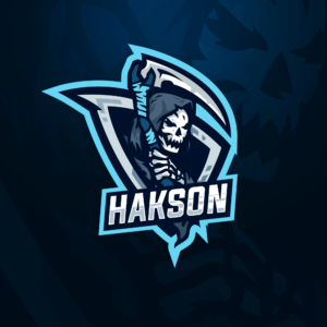 Fortnite Gaming Mascot Logo