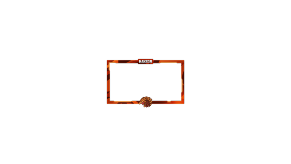 Dragon Gaming Clan Mascot Webcam
