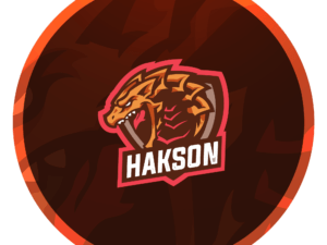 Dragon Gaming Clan Mascot Avatar