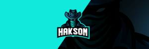 Cowboy Gaming Clan Mascot Header | Free PSD