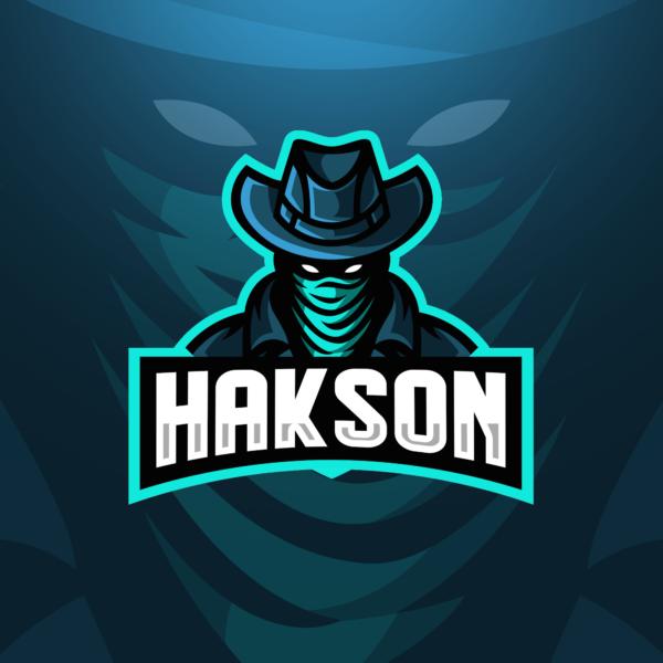 Cowboy Gaming Clan Mascot Logo