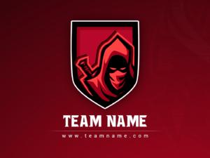 Assassian Esports Clan Logo Design