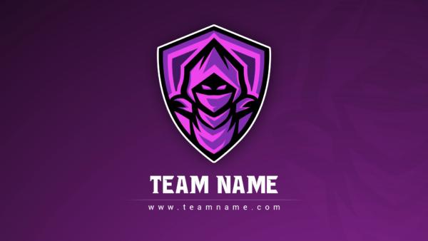 Raven Esports Clan Logo Design