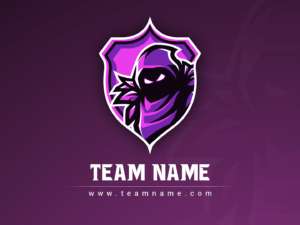 Raven Esports Clan Logo Design - Zonic Design